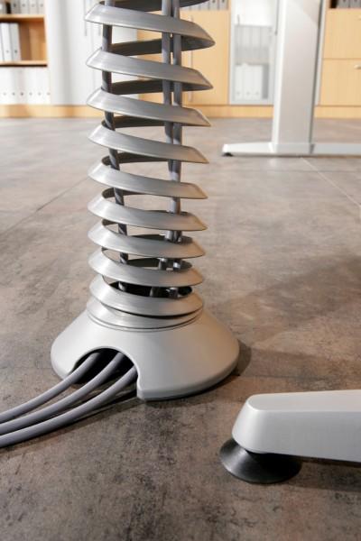 Kabelspirale vertikal, flexibel von Hammerbacher