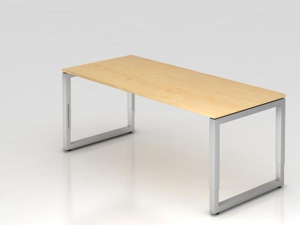 """Schreibtisch 160x80 """"Serie R"""" von Hammerbacher"""