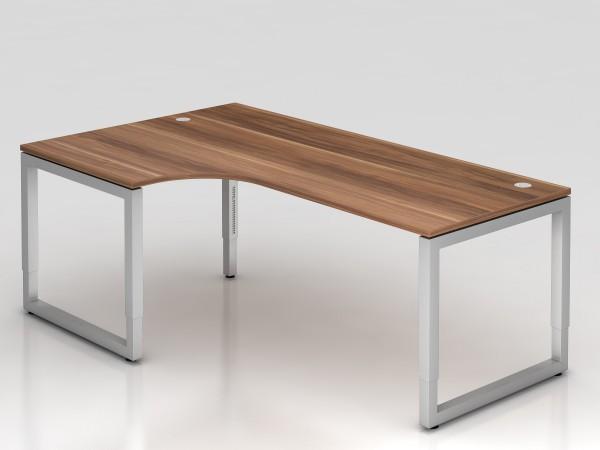 """Schreibtisch 200x120 """"Serie R"""" von Hammerbacher"""