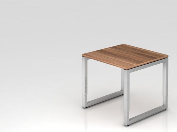 """Schreibtisch 80x80 """"Serie R"""" von Hammerbacher"""