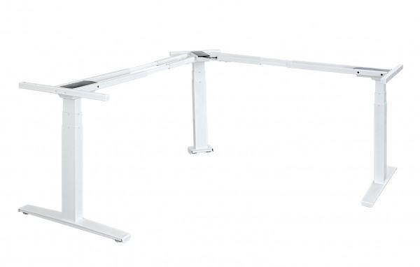 Tischgestell Standup 90°, 120°, 135° elektrisch verstellbar