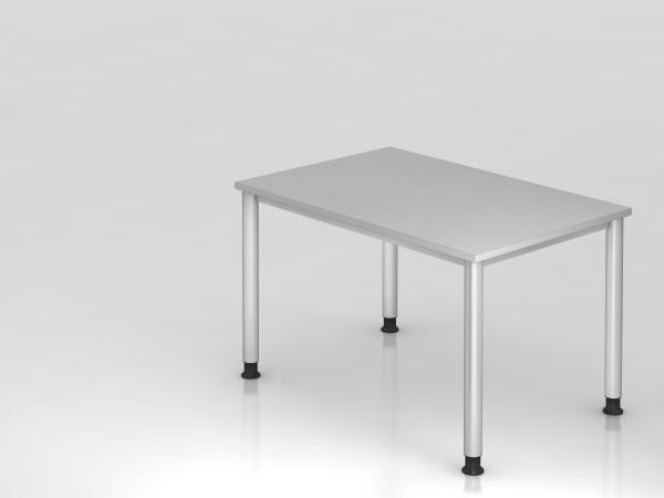"""Schreibtisch 120x80 """"Serie H"""" von Hammerbacher"""