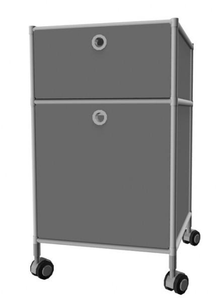 System 4 Rollcontainer mit Hängeregistratur