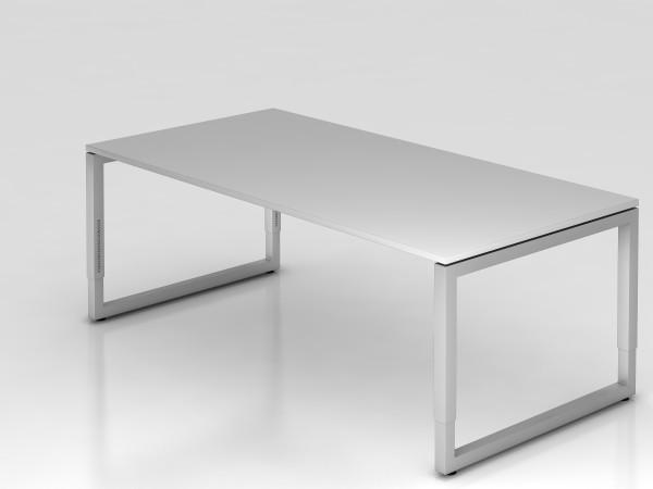 """Schreibtisch 200x100 """"Serie R"""" von Hammerbacher"""