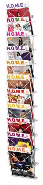 Zeitschriften Wandhalter von Kerkmann