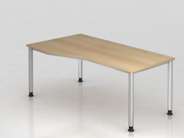 """Schreibtisch 180x100 """"Serie H"""" von Hammerbacher"""