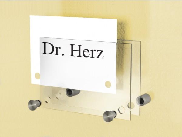 Türschild / Tischschild von Kerkmann