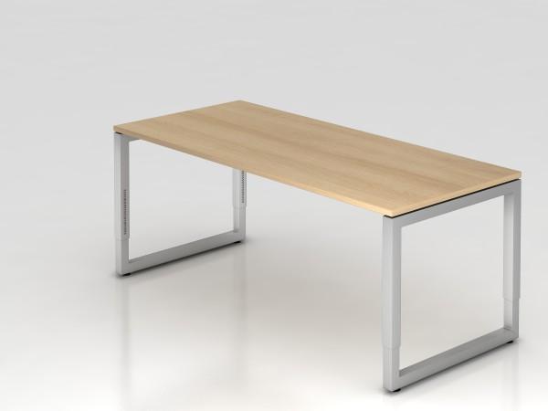 """Schreibtisch 180x80 """"Serie R"""" von Hammerbacher"""