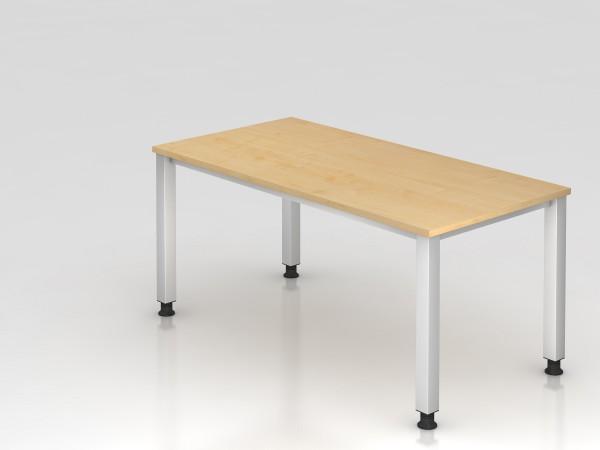 """Schreibtisch 160x80 """"Serie Q"""" von Hammerbacher"""