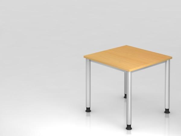 """Schreibtisch 80x80 """"Serie H"""" von Hammerbacher"""