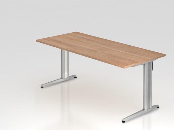 """Schreibtisch 180x80 """"XS Serie"""" von Hammerbacher"""